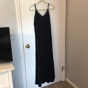 NWT American Eagle Tiered Maxi Dress
